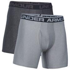 Ropa interior Boxer de color principal gris para hombre con pack