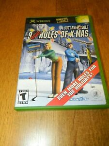 Outlaw Golf: 9 More Holes of X-Mas Blockbuster Exclusive (Microsoft Xbox, 2003)