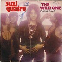SUZY QUATRO - The wild one -  EP made in Portugal RAK - 45 PS 7 * 1974