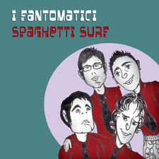 CD - I Fantomatici - Spaghetti Surf - surf music from Italy - ltd 300 copies
