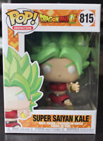 Funko Pop! Animation Dragon Ball Super Super Saiyan Kale Vinyl Figure 815