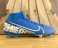 Nike Mercurial Superfly 7 Academy FG MG Soccer Cleats AT7946-414 Men's Size 10.5