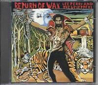 Music CD Lee Perry Upsetters Return Of Wax Reggae Roots Dub