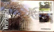 Set of 5 First Day Covers of Facultad de Ingenieria, UCV (2006) FDC SPD