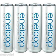 box 4 batterie stilo AA Panasonic ENELOOP 1.2V 1900 mAh HR (ex sanyo) CORRIERE