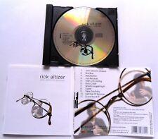 Rick Altizer John Lennon's Glasses ORIGINALE PILA Music/parola nell'immagine SILVER PRESS