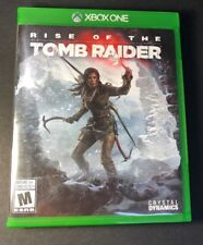 Rise of the Tomb Raider (XBOX ONE) USED