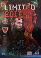 Panini Adrenalyn XL UEFA Euro 2020-2021 Gareth Bale Limited Edition