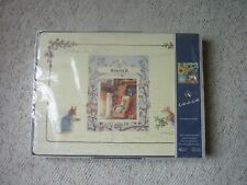 BRAMBLY HEDGE PIMPERNEL TABLE PLACE MATS IN SEALED BOX VERY RARE