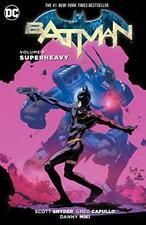 Batman TP VOL 8 Superheavy par Snyder, SCOTT LIVRE DE POCHE 9781401266301 N