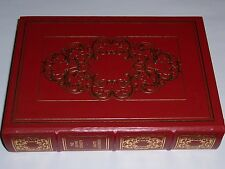 Franklin Library THE DIVINE COMEDY Dante Alighieri -Engravings of Gustave Dore
