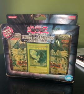Yugioh Light and Darkness Power Pack dark revelation 4 Sealed (Yu-Gi-Oh DR04)