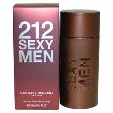 Carolina Herrera 212 Sexy Eau de Toilette for Men 100ML USTester