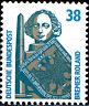 1400 postfrisch BRD Bund Deutschland Briefmarke Jahrgang 1989