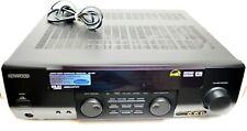 Kenwood VR-507 AV Receiver Amplifier Tuner Stereo CS-5.1 6ch TESTED/WORKS