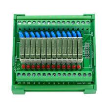 12 channel Pa1a relay module 24V 5A Module output amplifier board NPN Module
