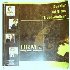 A8 Human Resource Management by Beverley Lloyd-Walker Paperback Book 3e