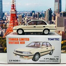 Tomytec Tomica Limited Vintage Neo 1/64 Toyota Corolla 1500SE Limited (Beige) LV
