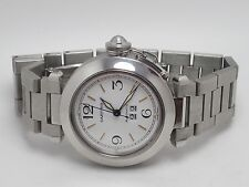 Cartier Pasha 2475 35mm Automatic Stainless Steel Watch