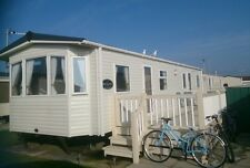GOLDEN SANDS KINMEL BAY 8 BERTH CARAVAN - WINTER LET- CHRISTMAS/NEW YEAR WEEK