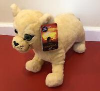 "The Lion King 14"" Talking Nala Plush Stuffed Animal Disney Brand New with Tags"