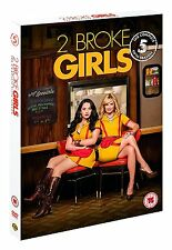 TWO 2 BROKE GIRLS COMPLETE SEASON 5 DVD ENGLISCH