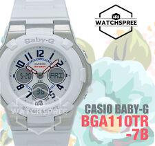 Casio Baby-G Analog Digital Marine Tricolor Series Watch BGA110TR-7B