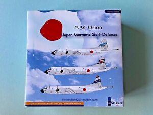 1/200 INFLIGHT 200 LOCKHEED P-3C ORION, JMSDF, REG. 5022  #IFP3004