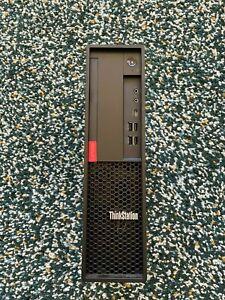 Lenovo Thinkstation P330 8Th Gen Intel® Core™ I7-8700 32GB DDR 4-RAM 1256GB SSD