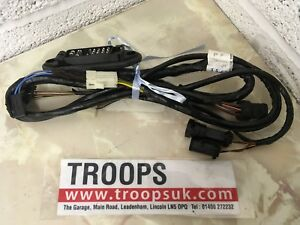 Genuine Vauxhall D/s front door harness / loom Carlton Omega-A 90377833
