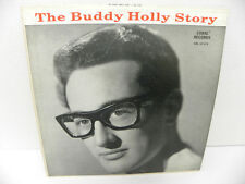BUDDY HOLLY THE BUDDY HOLLY STORY CORAL CRL 57279 2ND PRESSING VNL 4.0 SLV 4.0