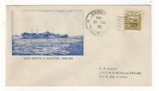 1946 Manila Philippines, Victory Commonwealth, USS Marvin H McIntyre,