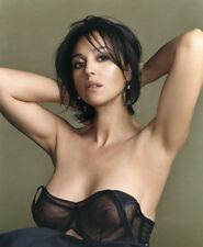 5 x SEXY MONICA BELLUCCI A4 Assortiment photos