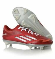 Adidas Men's Adizero Afterburner 2.0 Metal Baseball Cleats RED 13,5