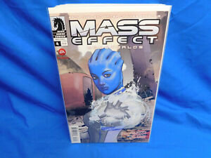 Mass Effect Homeworlds 4 B Variant Dark Horse Comics VF/NM