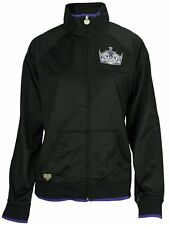 Los Angeles Kings Women's Reebok Full-Zip Track Jacket Small-XL