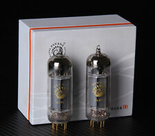2pcs Matched Pair New Gold Mark Ⅱ Series EL84 -TⅡ 6BQ5 Psvane Vacuum Tubes