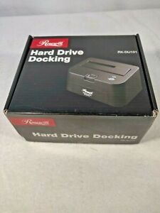 Rosewill Hard Drive Docking Station - RX-DU101 - NEW