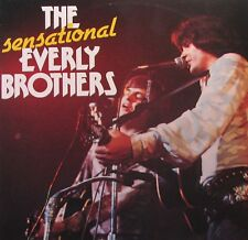 THE EVERLY BROTHERS Sensational - 2 LP set