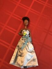 """Classic Disney Princess And The Frog Tiana Doll 12"""" Complete Outfit ~Excellent!"""