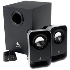 Logitech 2.1 Stereo Speaker System LS21