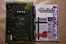 "Mad Gear ""Capcom 1989"" Jamma PCB Arcade Game Japan"