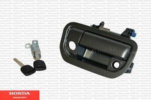 Genuine Honda 2017-2019 Ridgeline Tailgate Lock Kit (Lock & Handle) (G537M)