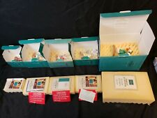WDCC Mr Duck Steps Out five piece set With Love From Daisy Huey Dewey Louie MIB