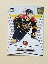Connor McDavid CHL Pre-Rookie Card 2014-15 Leaf In The Game Hockey Card #1