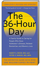 36 Hour Day (pb) Guide to Caring for People With Alzheimer Disease,Dementia +