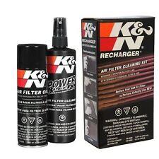 K&N 99-5003EU Aérosol Kit d'Entretien Filtre à air KN Nettoyant et dégraissant