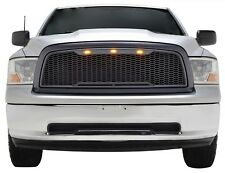 2009 2010 2011 2012 Ram 1500 Raptor Style Grille Led Gray