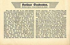 P. Felix Berliner Soubretten / Künstlerinnen Marie Ottmann Susanne Bachrich 1913