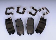 ACDelco 171-1011 Brake Pads- Organic